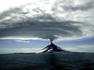 Вероятность извержения