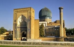 по Средней Азии