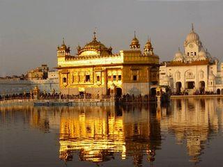 Золотой Храм – священное место сикхов