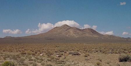 Путешествие по пустыне Невады