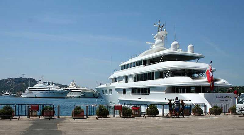 Порто-Черво – курорт для миллионеров