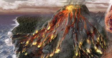 Как исследуются вулканы