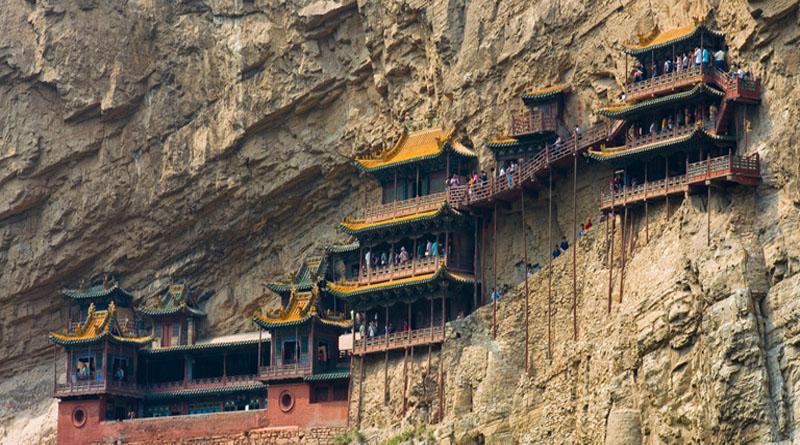 Туристические объекты в Китае