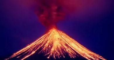 Почему извергаются вулканы