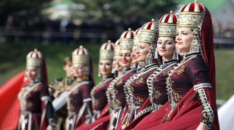 Маленькая страна Большого Кавказа