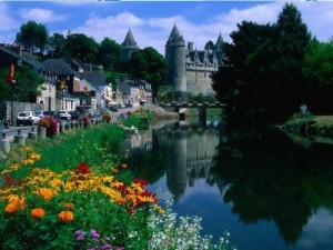 Зеленый туризм по французской Бретани