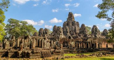 Как организовать путешествие по Камбоджи
