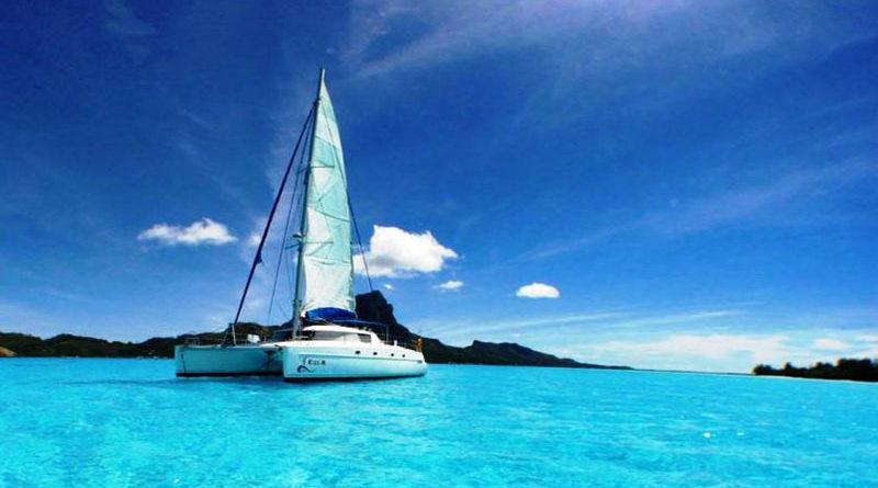 Путешествие на яхте по Карибским островам