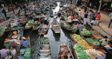Таиланд подан