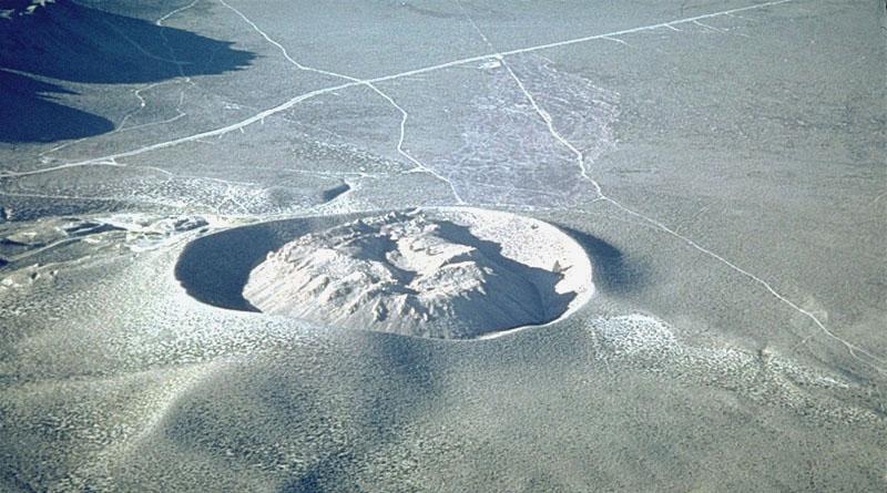 Описание типов вулканов