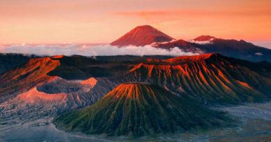 Назначение вулканов на Земле