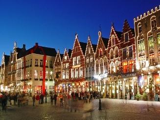 Что посмотреть в городах Фландрии Бельгии