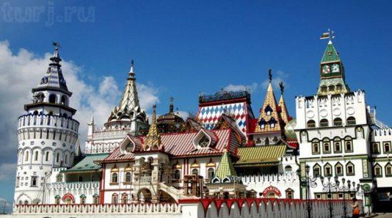 Культурные достопримечательности Москвы
