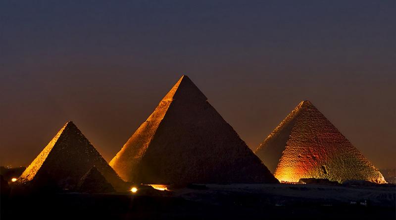 Архитектура древнеегипетской цивилизации