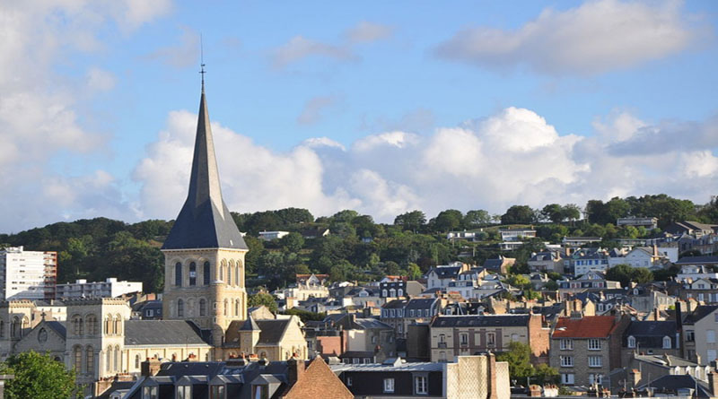 Аванпорт столицы Франции