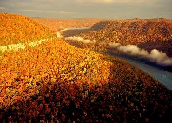 История и интересные факты про реку Теннесси