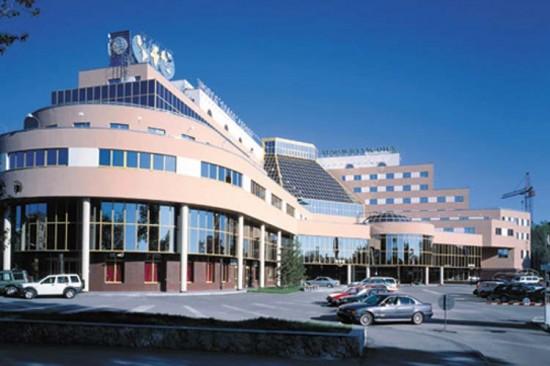 Отели и рестораны Екатеринбурга