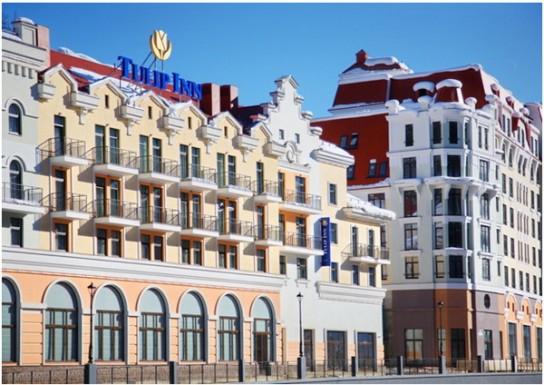 Отельные комплексы в Сочи
