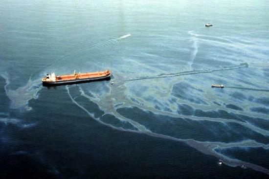Безопасность морских нефтеперевозок