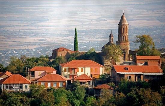 Путешествие по достопримечательностям Грузии
