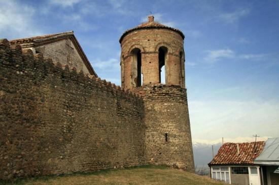 крепость Батонис-цихе