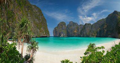 Лучшие пляжи мира (продолжение)