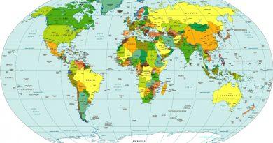Место на карте