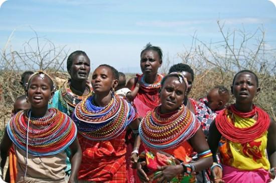 Обычаи и традиции африканской народности Умою