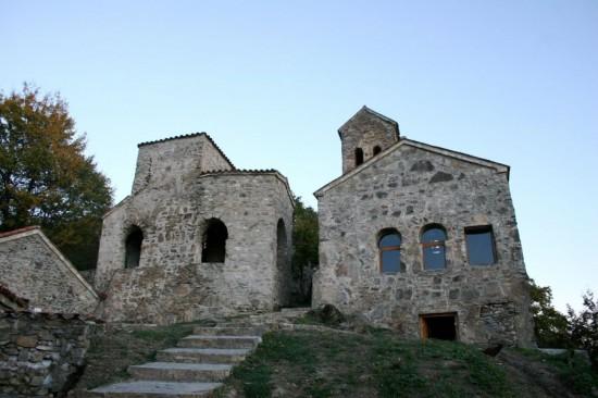 Природные достопримечательности грузинского края