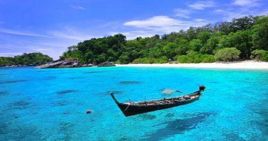 В Таиланд