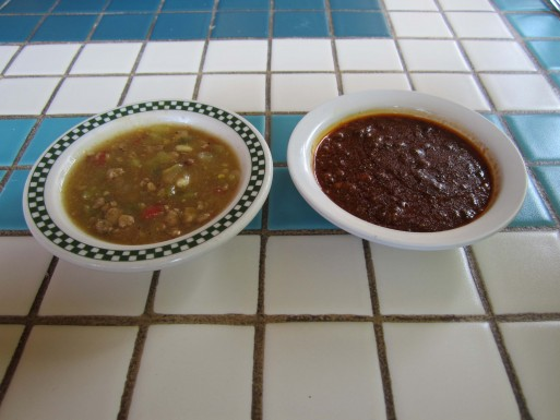 Red-and-Green-chili