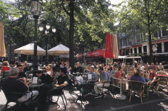Амстердам за два дня. День 2