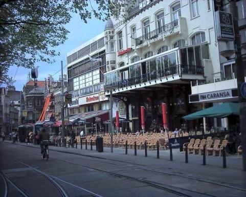 Амстердам за два дня. День 1