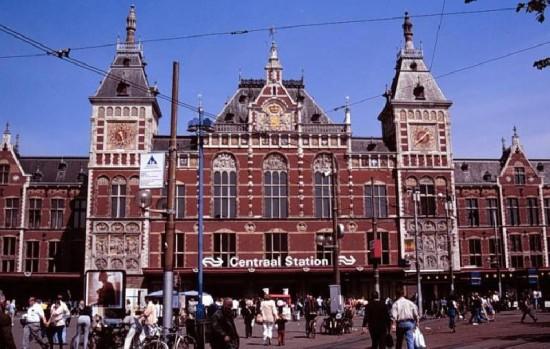 Какие достопримечательности посмотреть в Амстердаме