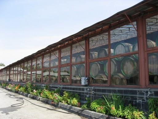 Коктебельский коньячный завод