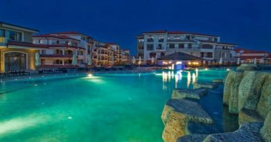Отель Vineyards Resort в болгарском Ахелое