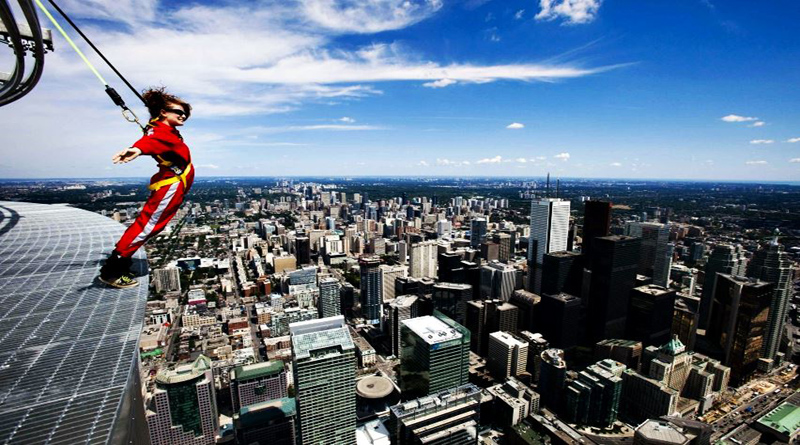 Эджуок Си-Эн Тауэр, Торонто, Канада