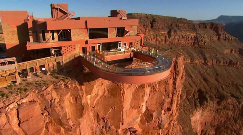 Смотровая площадка Гранд-Каньона, Аризона
