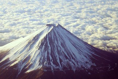 Уникальная информация о горе Фудзи
