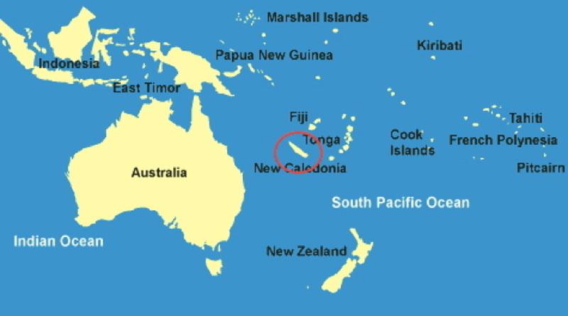 Что интересного в Новой Каледонии