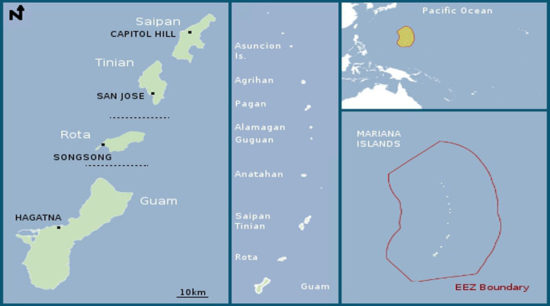 Что интересного на Северных Марианских Островах