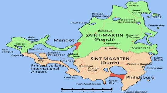 Что интересного в Сен-Мартен