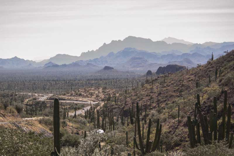 Самые красивые и необычные места в Мексике