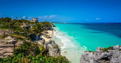 Самые красивые и необычные места Мексики