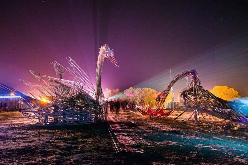 Какие интересные трансформационные фестивали посетить этой зимой