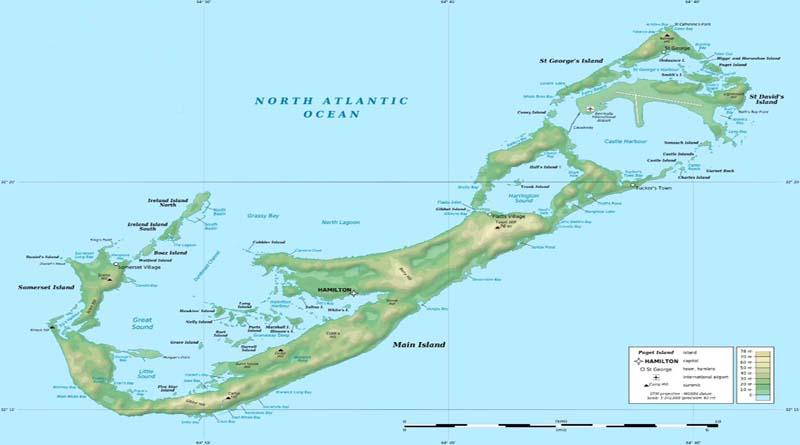 Что интересного на Бермудских островах