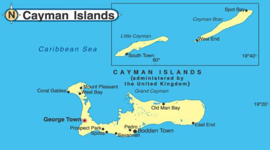 Что интересного на Каймановых островах