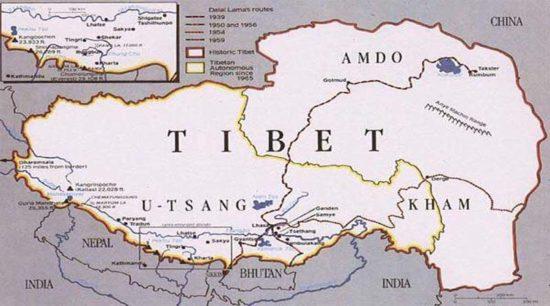 Что интересного в Тибете