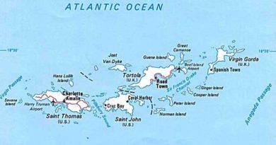 Что интересного на Виргинских островах США