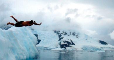 Интересные факты про Антарктиду